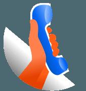Voice Hand Graphic